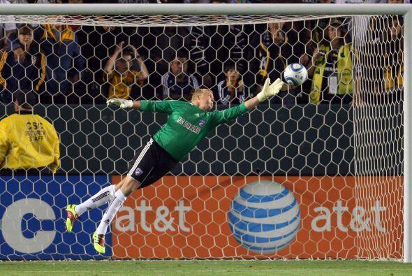 Con miras a la Copa MLS 2010, el potente ataque vinotinto se topará con...