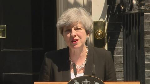 Theresa May cataloga el incidente contra musulmanes en Londres como un a...