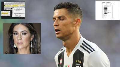 Aparecen tres mujeres más y documentos incriminatorios contra Cristiano Ronaldo