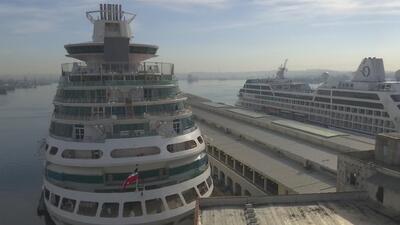 Cuentapropistas en Cuba dicen que están siendo afectados por los cruceros que llegan a la isla