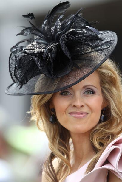 En este Derby se pueden ver sombreros de todo tipo y estilos. Sin duda,...