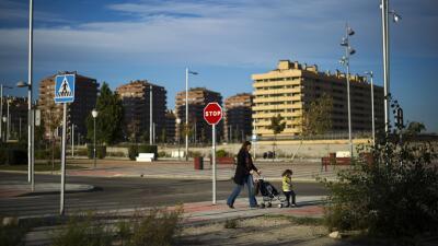 Dentro de la severa crisis que afectó a España, Seseña fue una especie d...