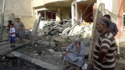 En total 29 ataques y/o atentados en Bagdad, Hilla, Kerbala, Azizia, Bal...