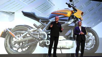 Harley Davidson le entra con todo al mercado de las motos eléctricas