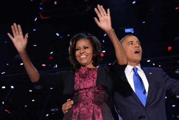 El presidente Barack Obama ganó el martes la elección presidencial estad...