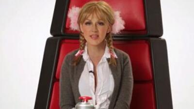 Christina Aguilera Impressions