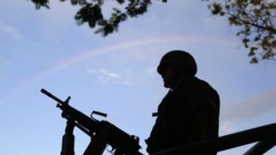 Autoridades afirman que hubo dos tiroteos el día en que soldados mataron...