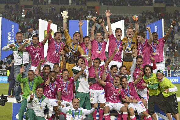 El campeón es León, más bien el bicampeón. S...