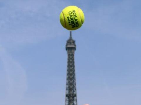 El inicio del segundo Grand Slam del año, Roland Garros, ser&aacu...