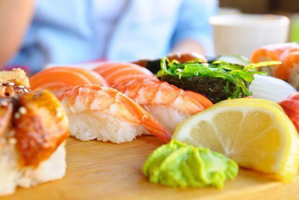 Una dieta balanceada incluye el consumo de todos los grupos de alimentos...