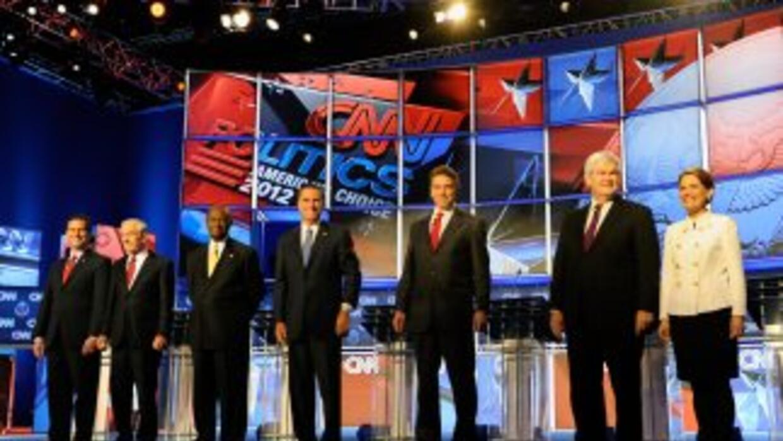 La contienda por la nominación presidencial para representar al Partido...