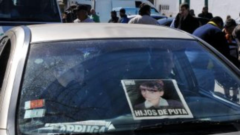 El repudio hacia el crimen de la niña Candela Rodríguez se ha expresado...