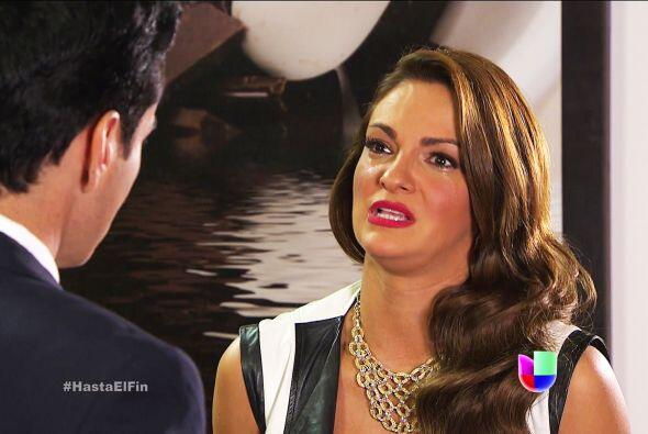 No te hagas Silvana, Patricio no te tendió una trampa. ¡Tú lo amas!