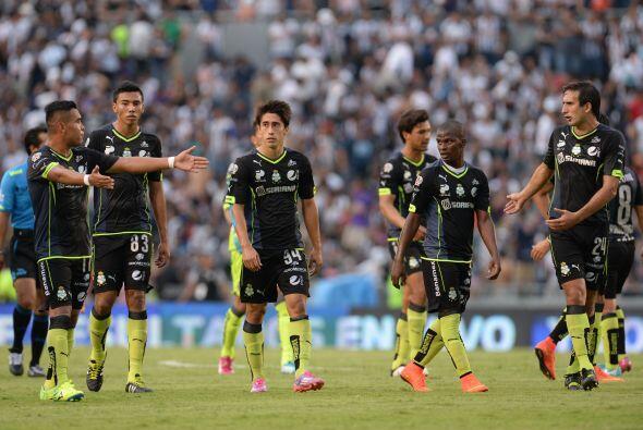 Santos vs. Querétaro.- Los de La Comarca se mantienen invictos y suman u...
