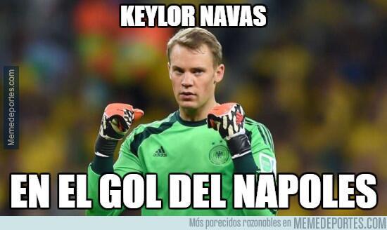 Los memes del triunfo del Madrid en casa ante el Napoli MMD_981340_estab...