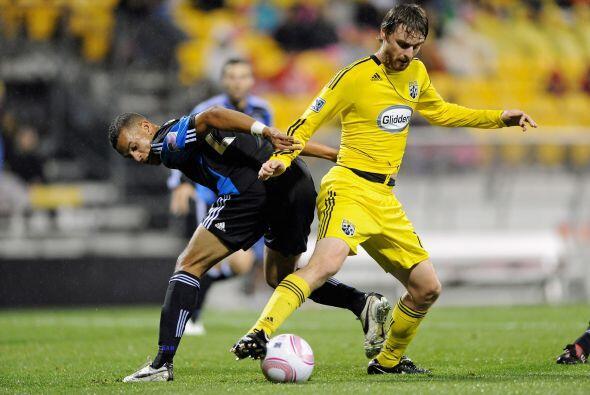 El Columbus Crew y San José protagonizaron un duro empate sin goles.