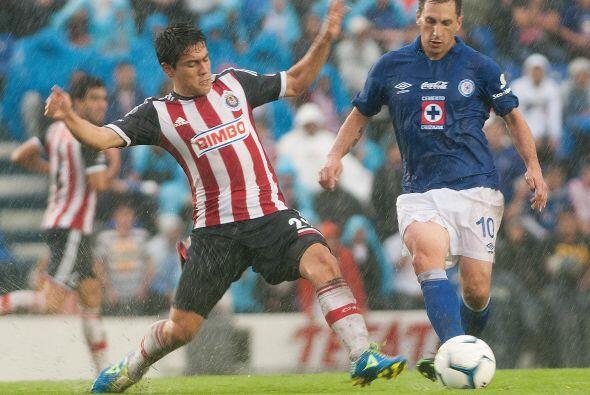 5.- Cruz Azul ya ganó pero genera dudas.- La 'Máquina' tri...