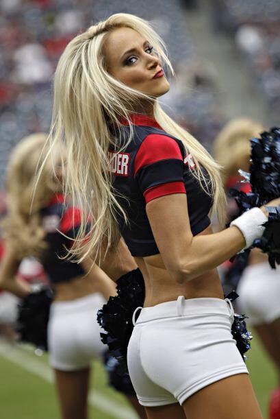 La jornada 11 de la NFL terminó y estas son las porristas m&aacut...