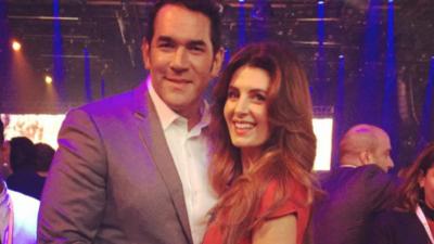 Mayrín Villanueva y Eduardo Santamarina todavía están en terapia de pareja