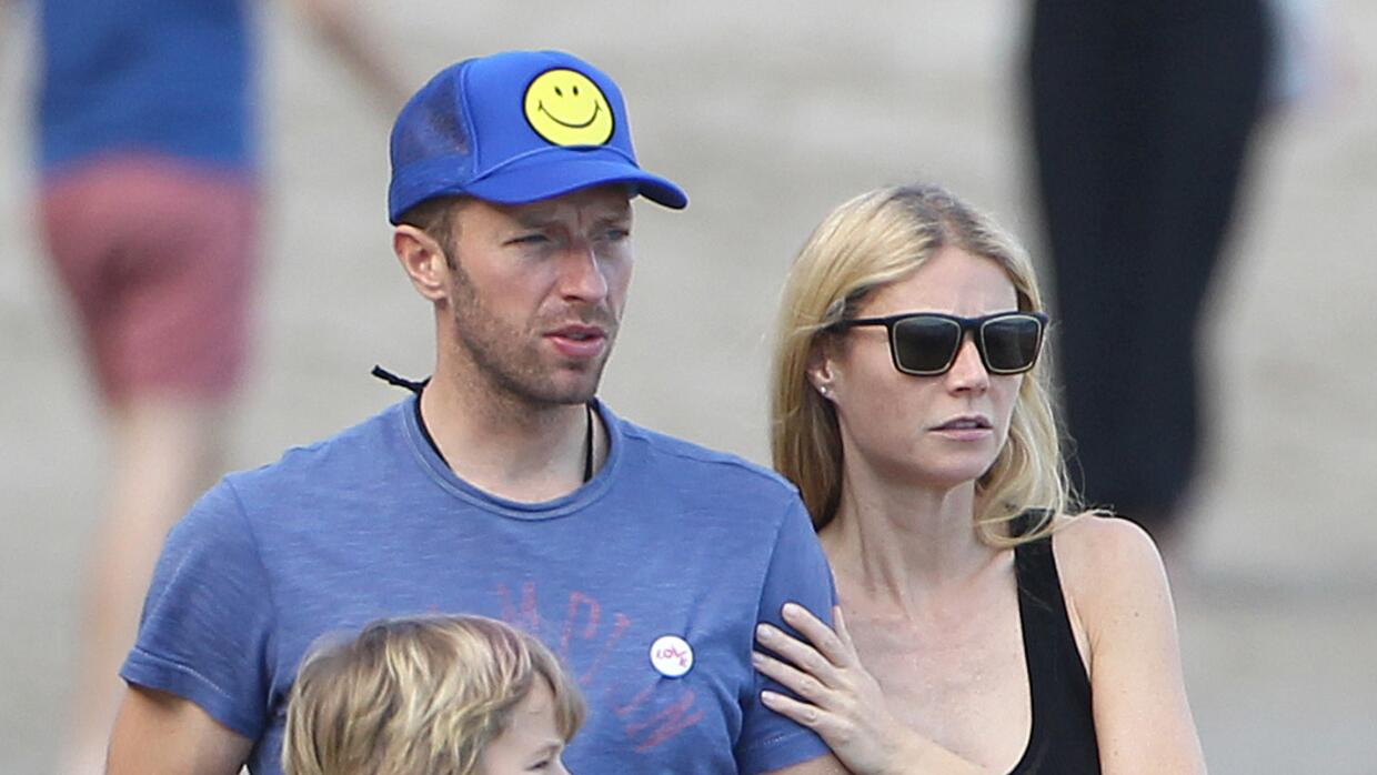 Chris y Gwyneth