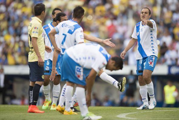 Por su parte Puebla, únicamente ha anotado un gol en lo que va del campe...