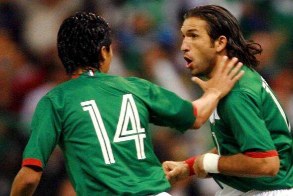 Salvo el cotejo disputado rumbo al Mundial de 2006 en Alemania cuando se...