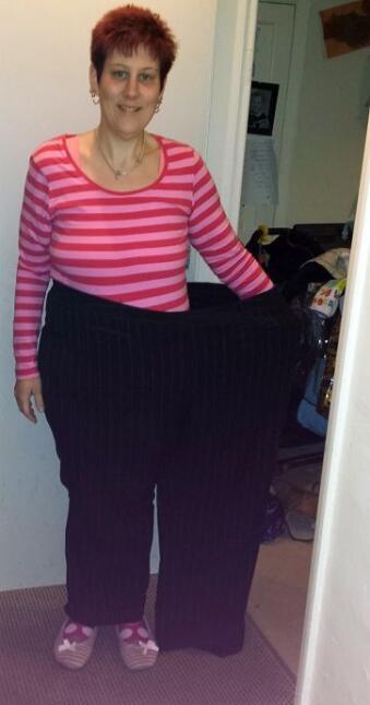 Luego de bajar algunas libras y de enfrentar la aparición de la diabetes...