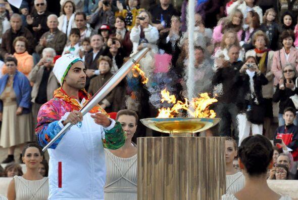 Los Juegos olimpicos de Invierno comienzan así su cuenta regresiva.