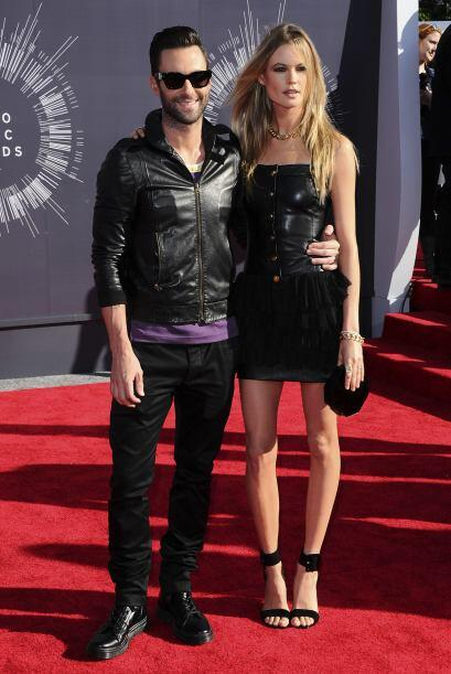 Una de las parejas más 'hot' de este año, es la que forman el cantante A...
