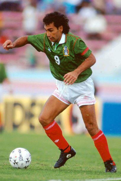 El que para muchos es el mejor jugador mexicano de todos los tiempos ocu...