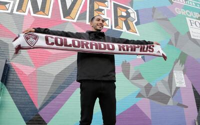 Edgar Castillo, Colorado Rapids