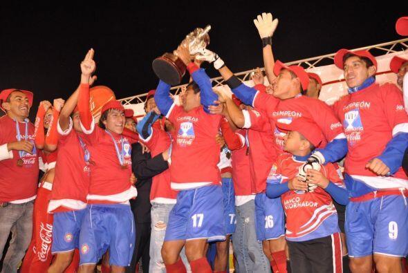 Ganaron el tercer torneo de copa en su historia.
