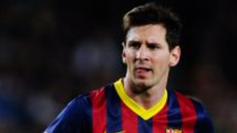 Las lesiones no dejan en paz a Lionel.
