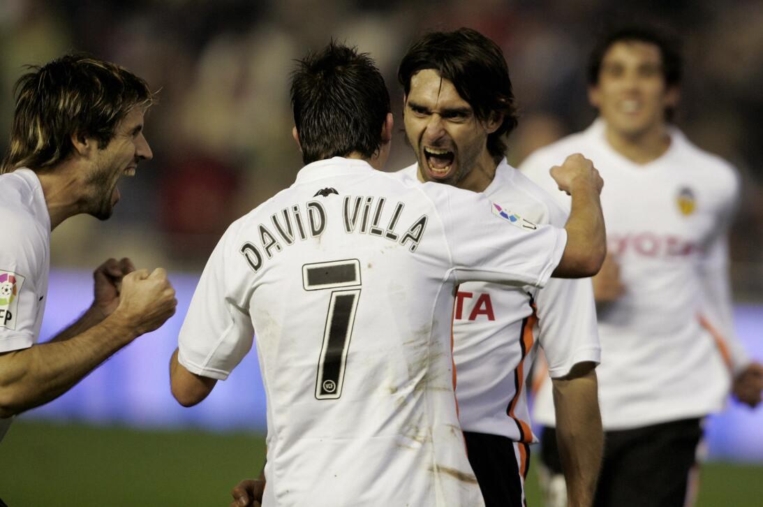Latinoamericanos que tuvieron éxito en su paso por Valencia GettyImages-...
