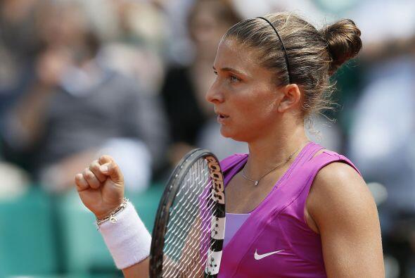 Sara ha completado un gran Roland Garros alcanzando también la final de...