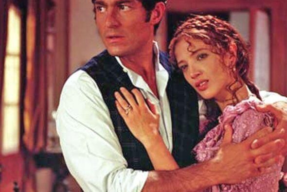 Y se enamoró de Fernando Colunga.