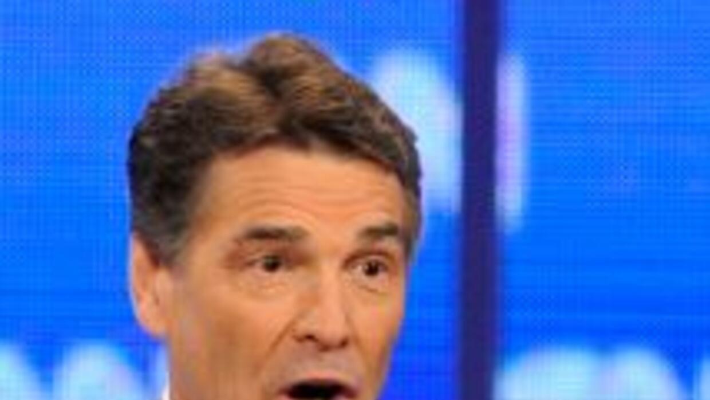 Perry fue de los ganadores en el CNN Debate