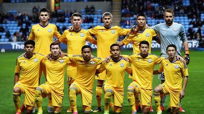 Selección de Kazajistán