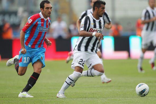 La jornada dominical de la fecha 4 en la Serie A italiana tuvo a la Juve...