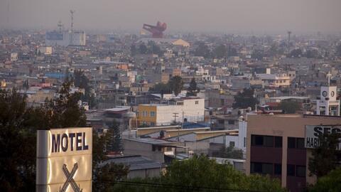 El comercio prospera dentro de la Ciudad Nezahualcoyotl. Ahora el distri...