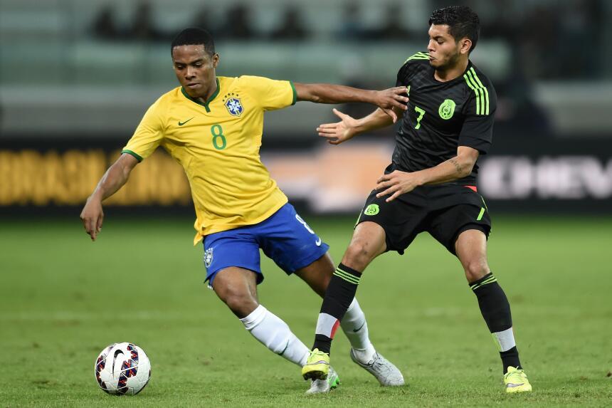 Calificamos a los jugadores del Brasil vs. México GElías.jpg
