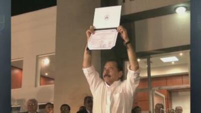 Toma posesión en Nicaragua Daniel Ortega