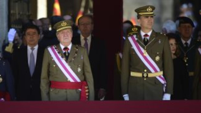El nuevo Rey Felipe VI, tendrá la tarea de recuperar la credibilidad y e...