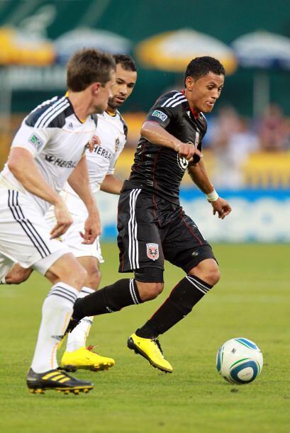 Andy Najar igualó las acciones con una asistencia de Pablo Hernández.