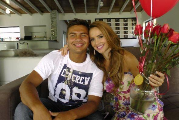 Es por eso que para Ximena Córdoba no hay más satisfacción que saberse a...