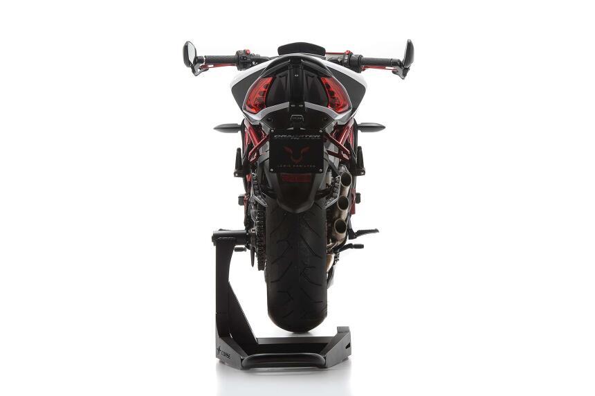 MV Agusta Dragster RR Lewis Hamilton 2016