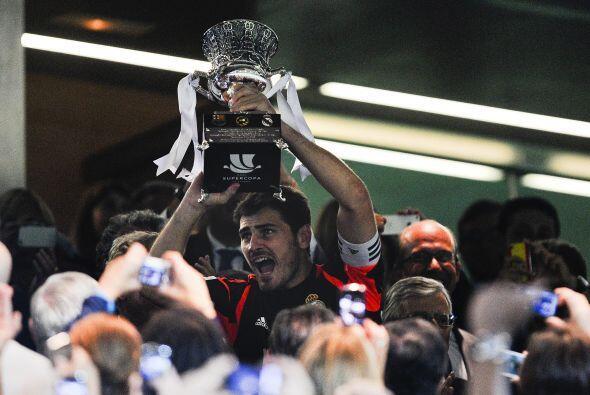 No es el trofeo que más se desea ganar, pero vencer al Barcelona siempre...