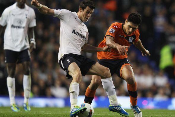 """Con tan sólo sus 22 años, Bale ya es una pieza fundamental para los """"Spu..."""