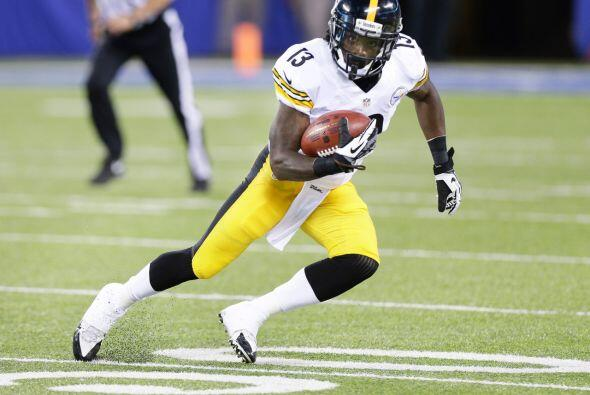 Regresador de patadas: Dri Archer, Pittsburgh Steelers.