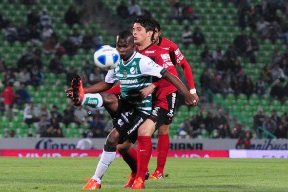 Jugó los 90 minutos, anotó gol al minuto 48 y asistió para Mauro Cejas e...